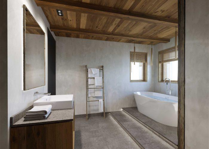 Chalet Luxe Last in the Valley - Salle de bain