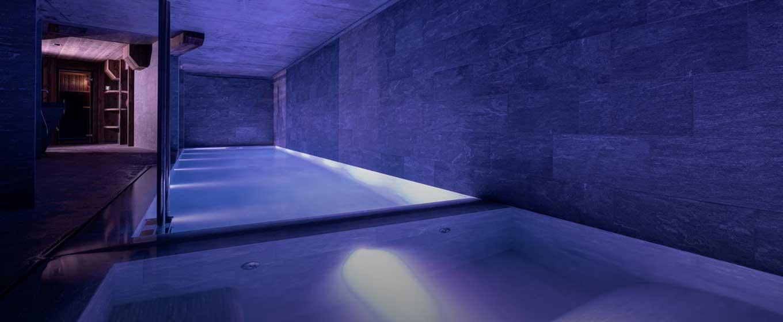 location Chalet luxe Orso, piscine intérieur; Val d'Isère; Alpes Française; grand standing