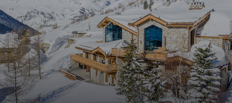 Location chalet de luxe Orca&orso Val d'Isère Alpes Françaises