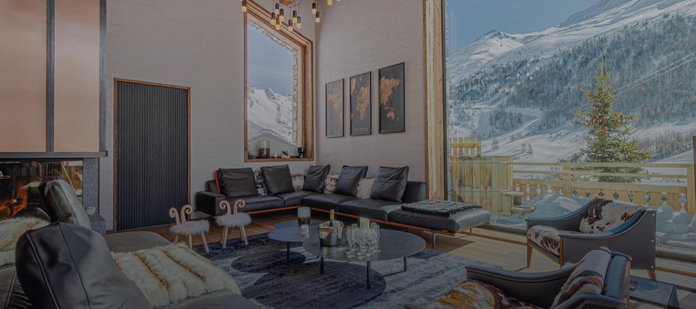 Location chalet de luxe Orso Val d'Isère Alpes françaises